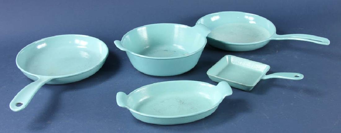Group of Prizer Ware Cookware Items