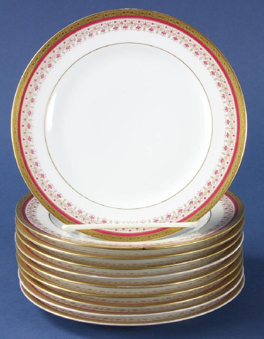 Group of Limoges Beauvais Plates