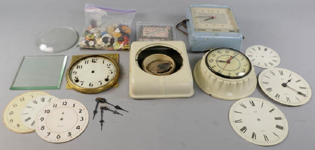 Miscellaneous Clock Parts