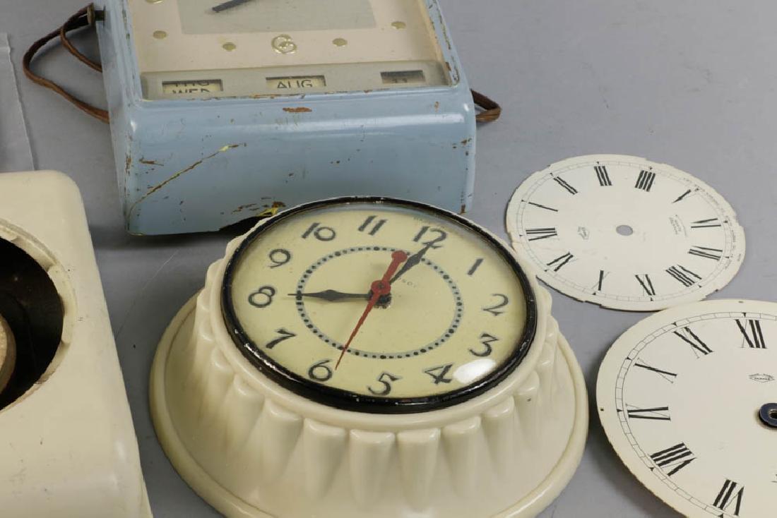 Miscellaneous Clock Parts - 2