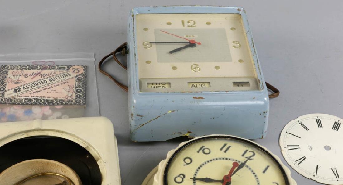 Miscellaneous Clock Parts - 3