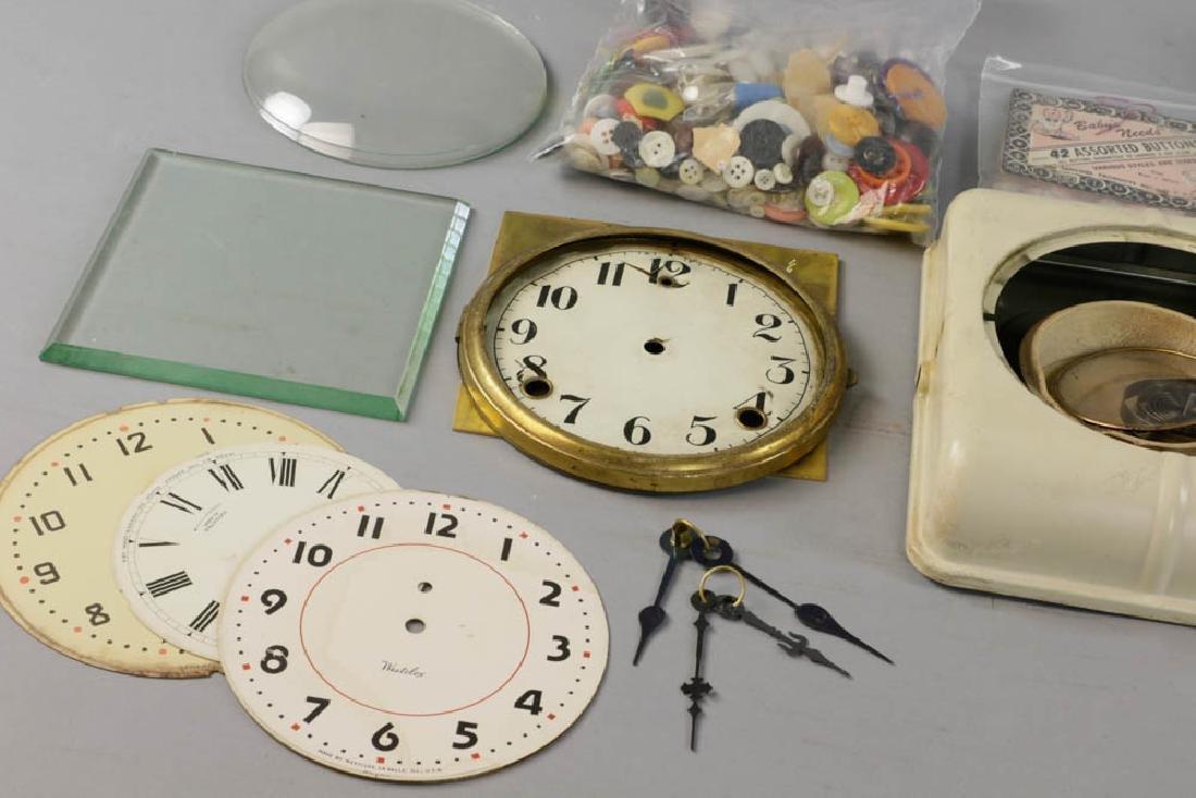 Miscellaneous Clock Parts - 4