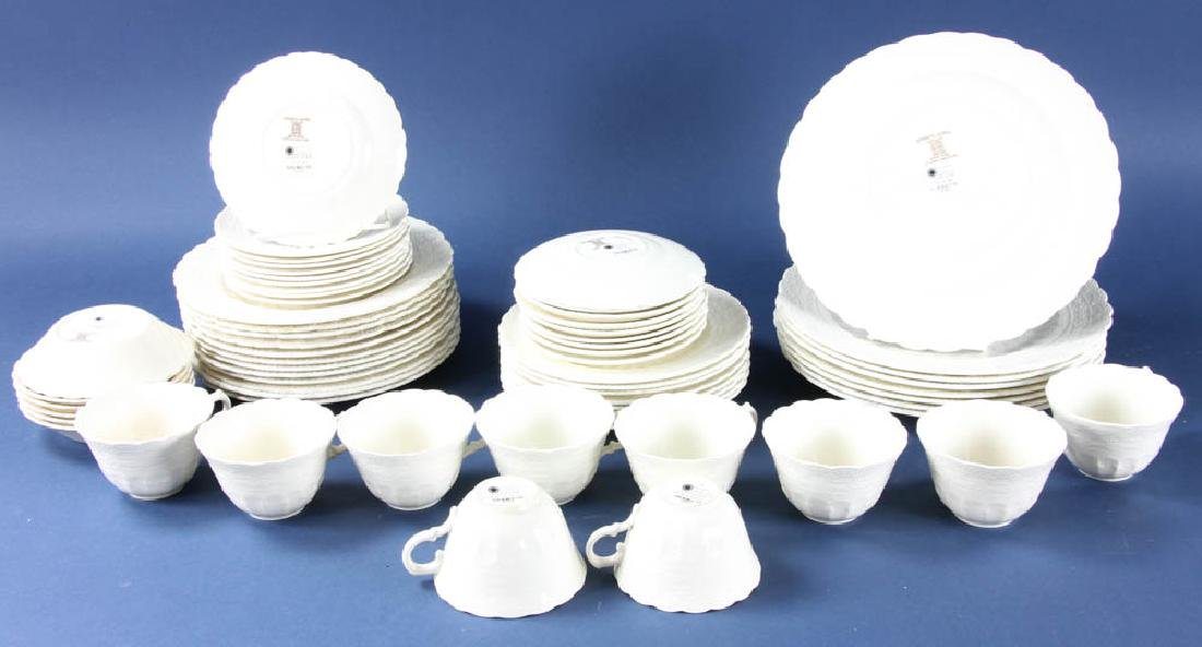 Copeland Spode Jewel Creamware - 2