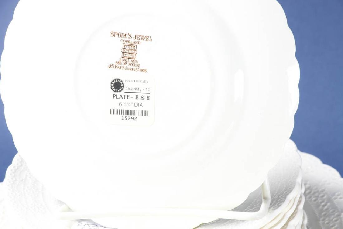 Copeland Spode Jewel Creamware - 4