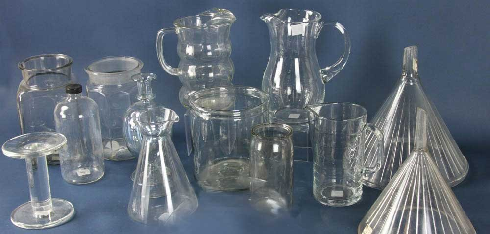 Group of Vintage Water Pitchers