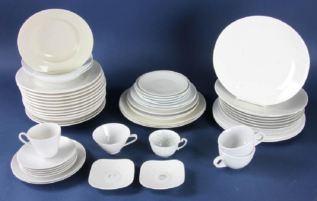 Group of Vintage Assorted Plates