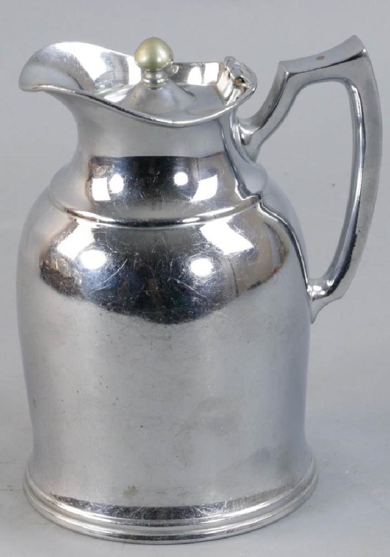 Group of Vintage Ice Buckets, Vases, etc. - 2