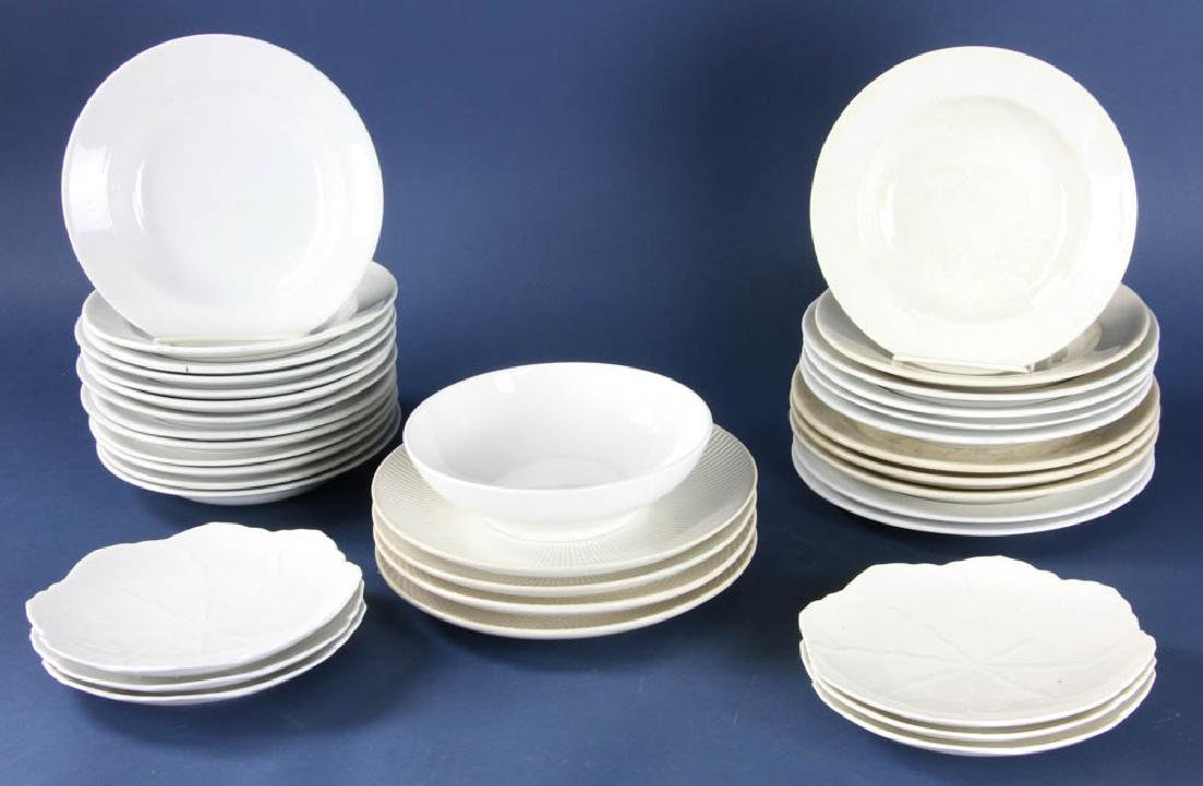 Group of Assorted Vintage China Plates