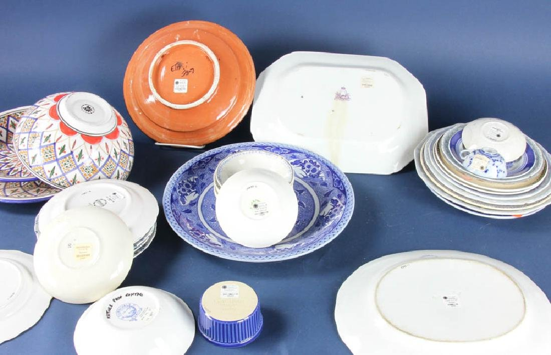 Collection of Vintage Dishes, Bowls - 2