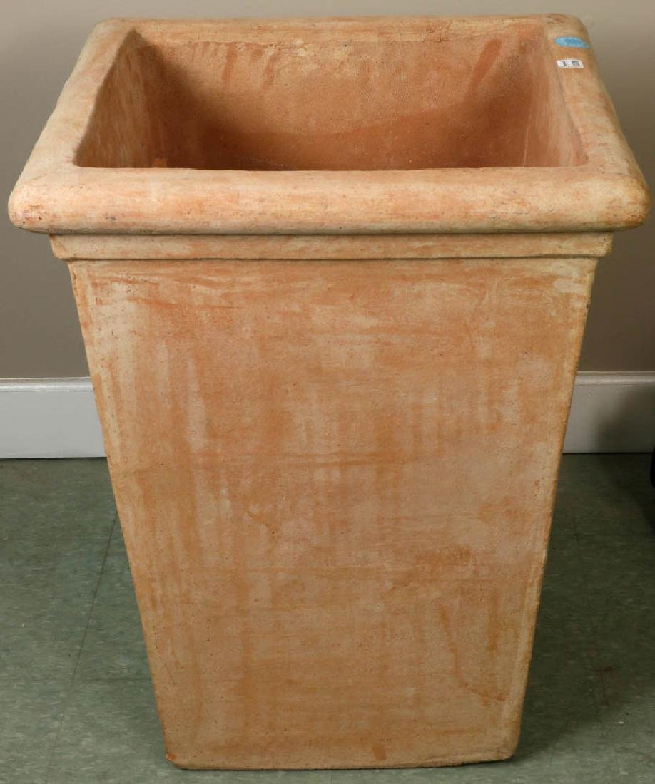 Large Terra Cotta Planter
