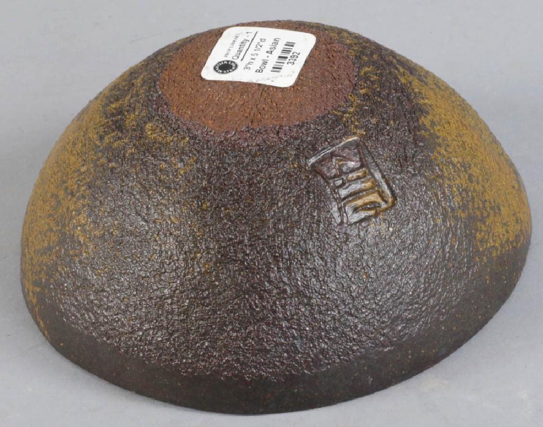 Group of Vintage Asian Bowls, Platter - 3