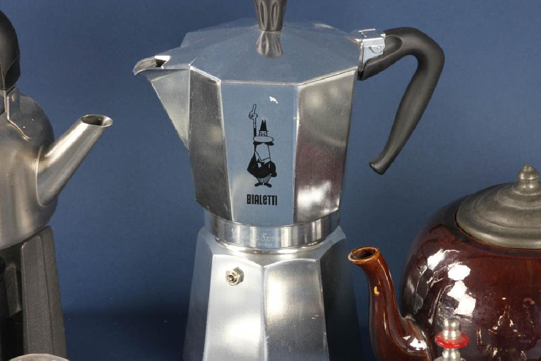 Collection of Assorted Teapots, Coffee Pots - 2