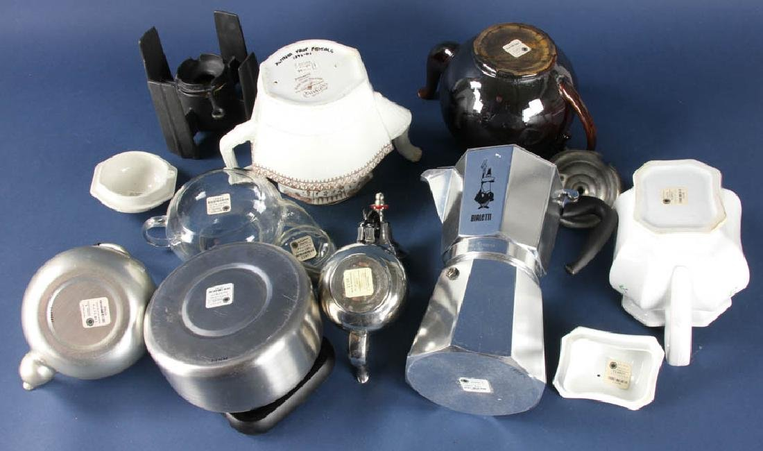 Collection of Assorted Teapots, Coffee Pots - 4