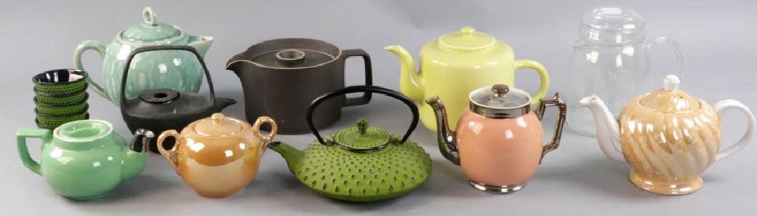 Collection of Assorted Teapots, Coffee Pots - 5