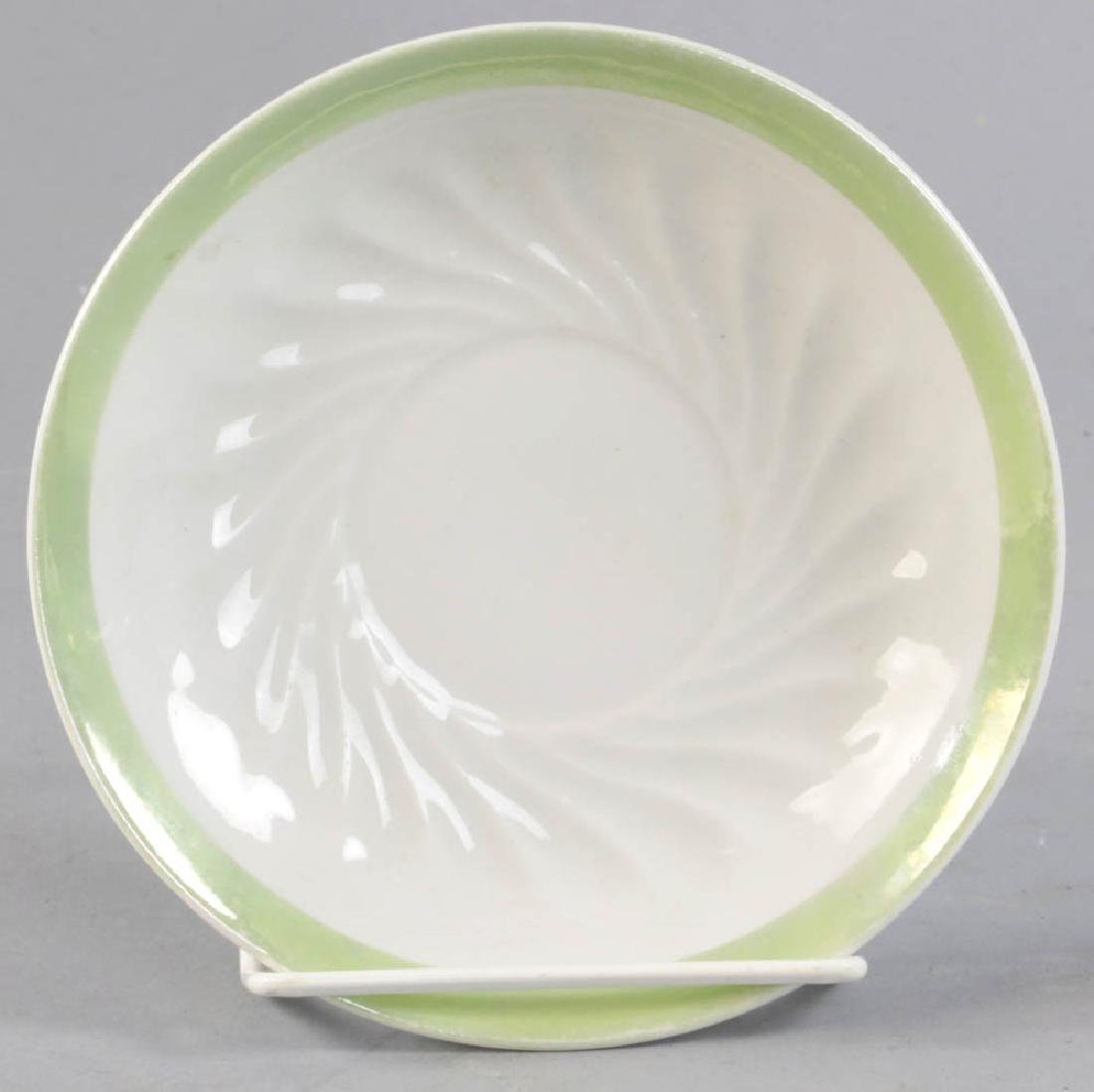 Collection of China Plates, Candle Collars - 2