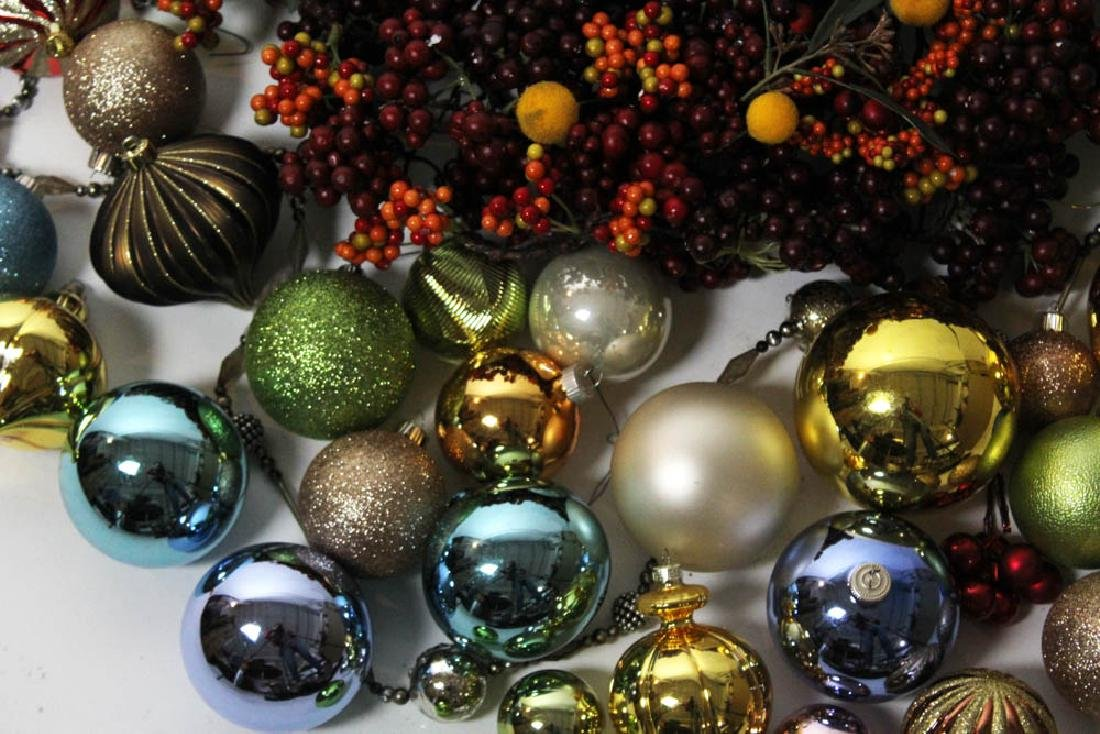 Collection of Christmas Decorations - 2