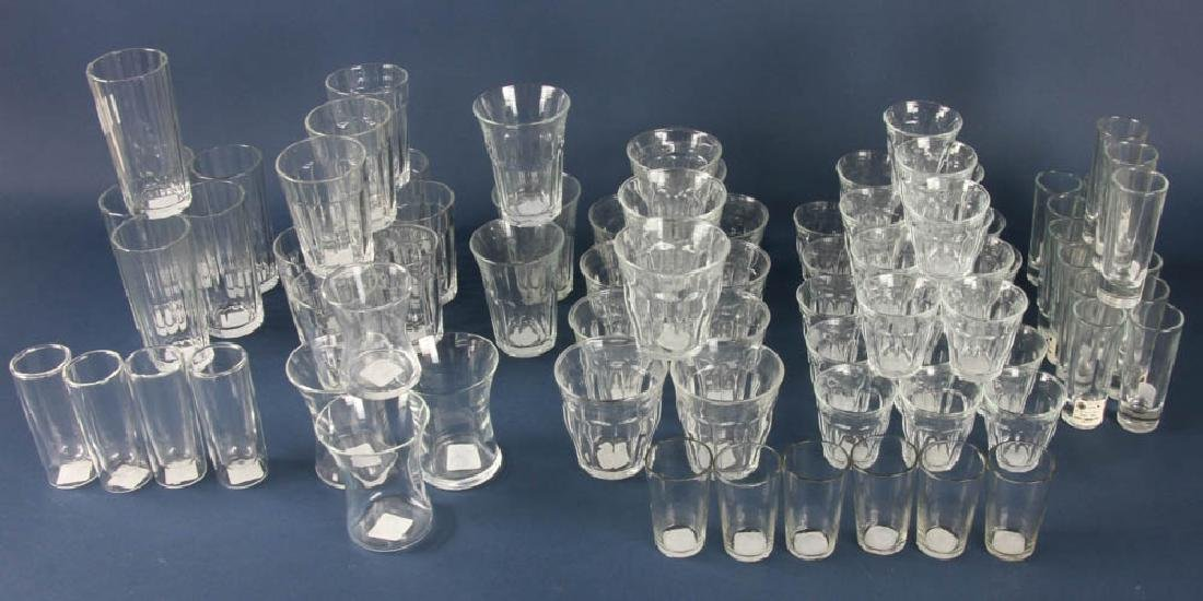 Assortment of Colorless Glass - 2
