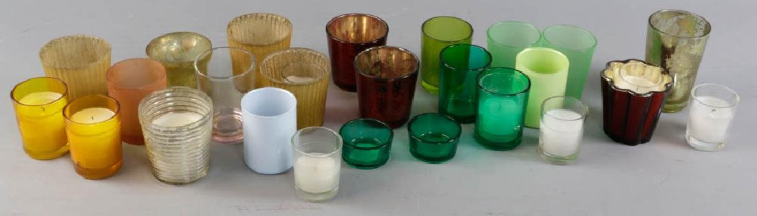 Collection of Votive Candle Holders