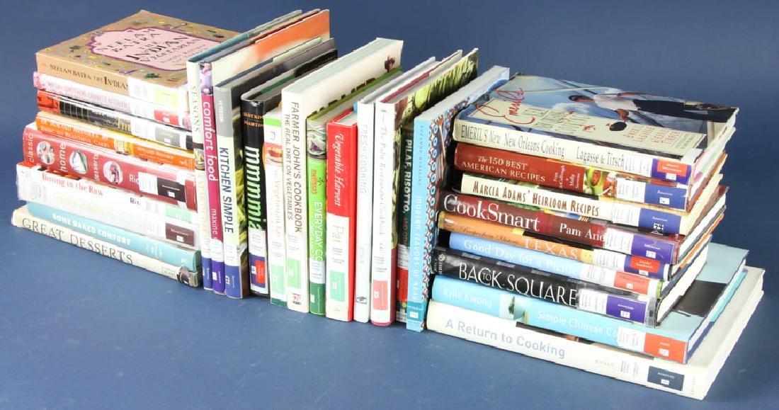 Cookbooks from Martha Stewart Library