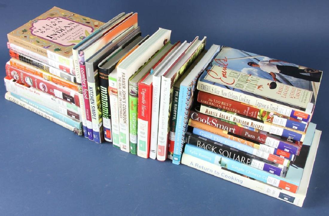 Cookbooks from Martha Stewart Library - 2