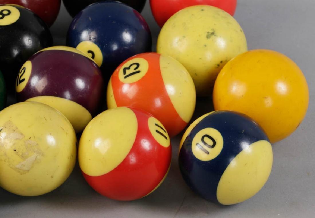 Group of Billiard Balls - 2
