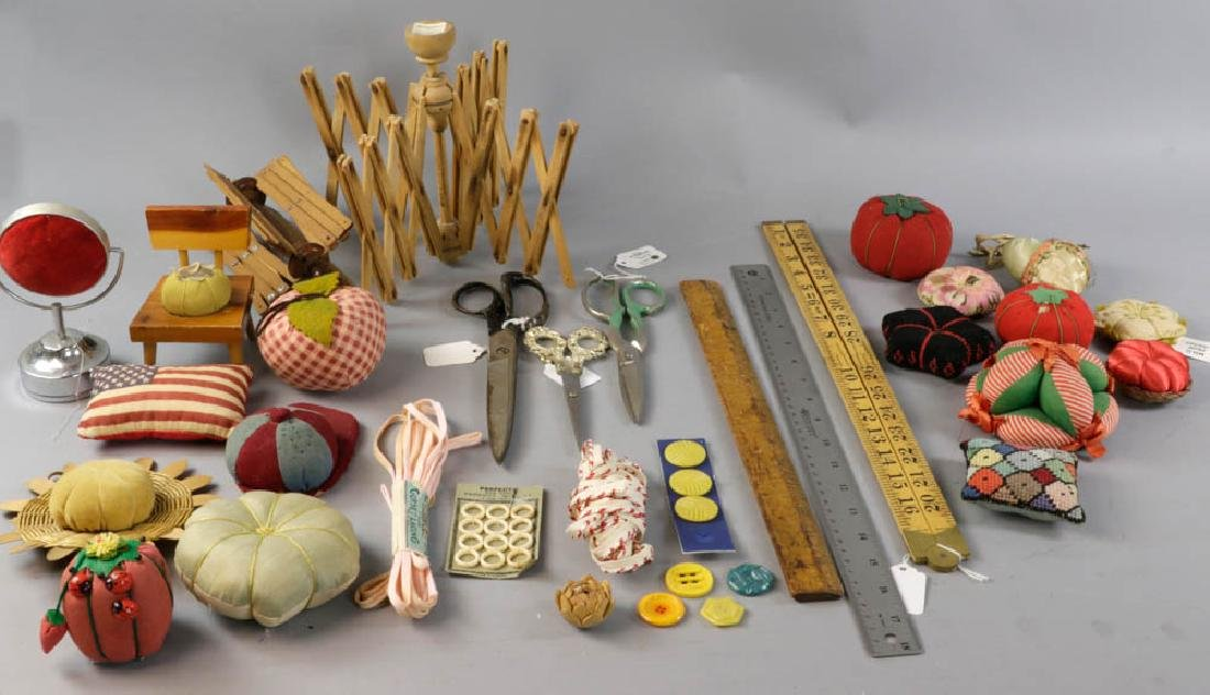 Miscellaneous Sewing Related Items