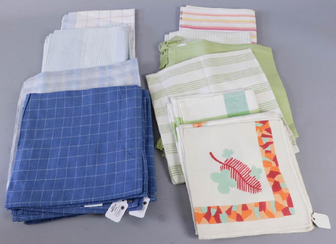 Collection of Miscellaneous Linens