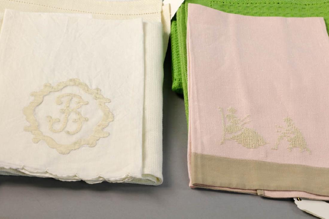 Vintage Kitchen Towels - 2