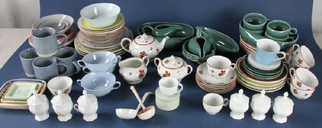 China Tableware, Several Russel Wright