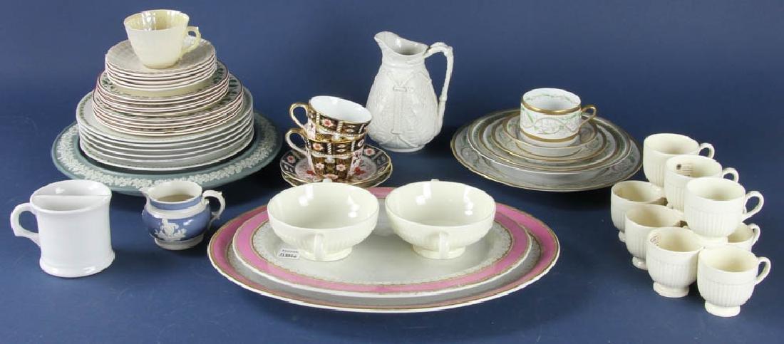 Vintage Porcelain Tableware