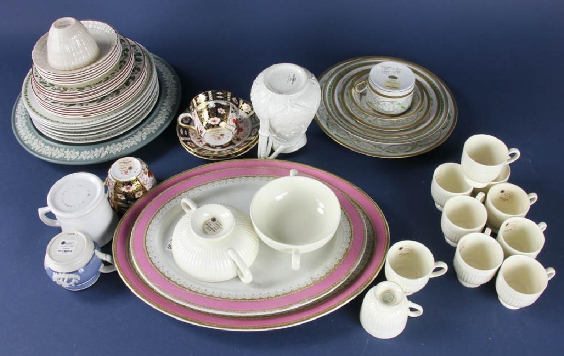 Vintage Porcelain Tableware - 4
