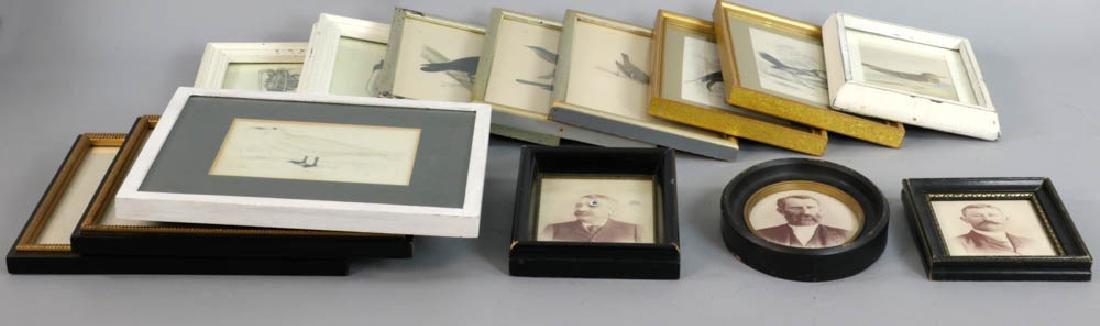 Group of Vintage Frames