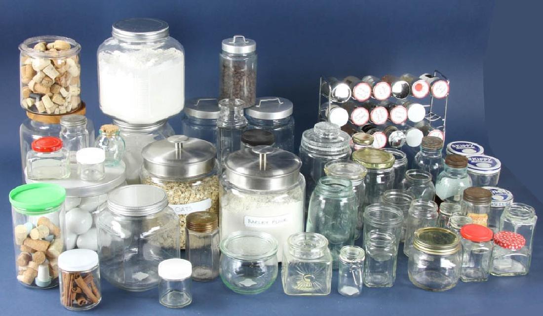Group of Storage Jars