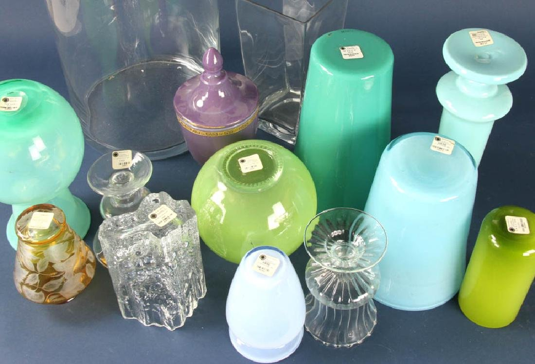 Collection of Glass Vases - 2