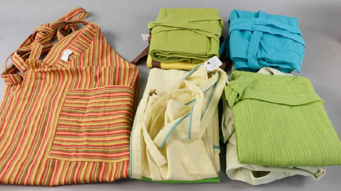 Collection of Adult's Kitchen Aprons