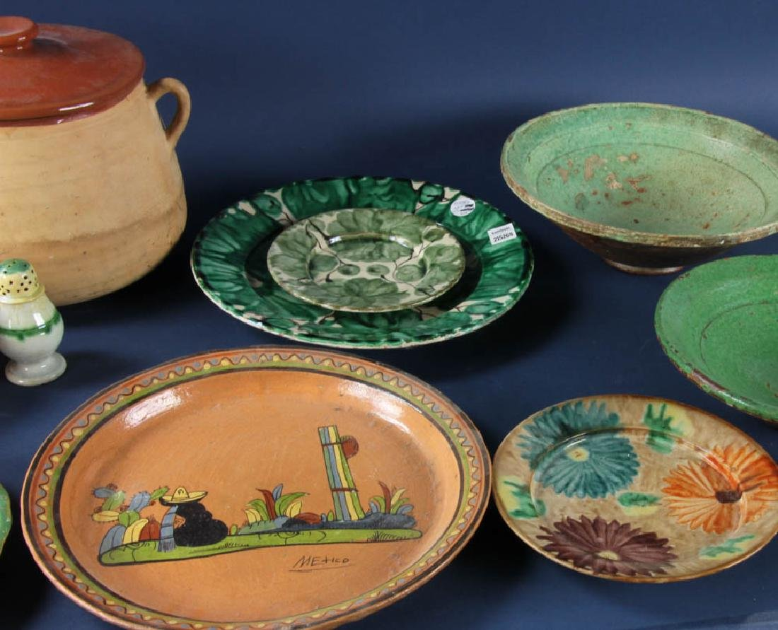 Assorted Antique Earthenware Bowls - 2