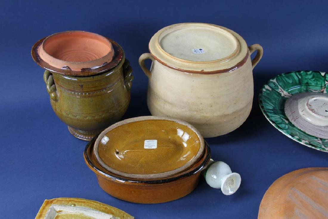 Assorted Antique Earthenware Bowls - 4