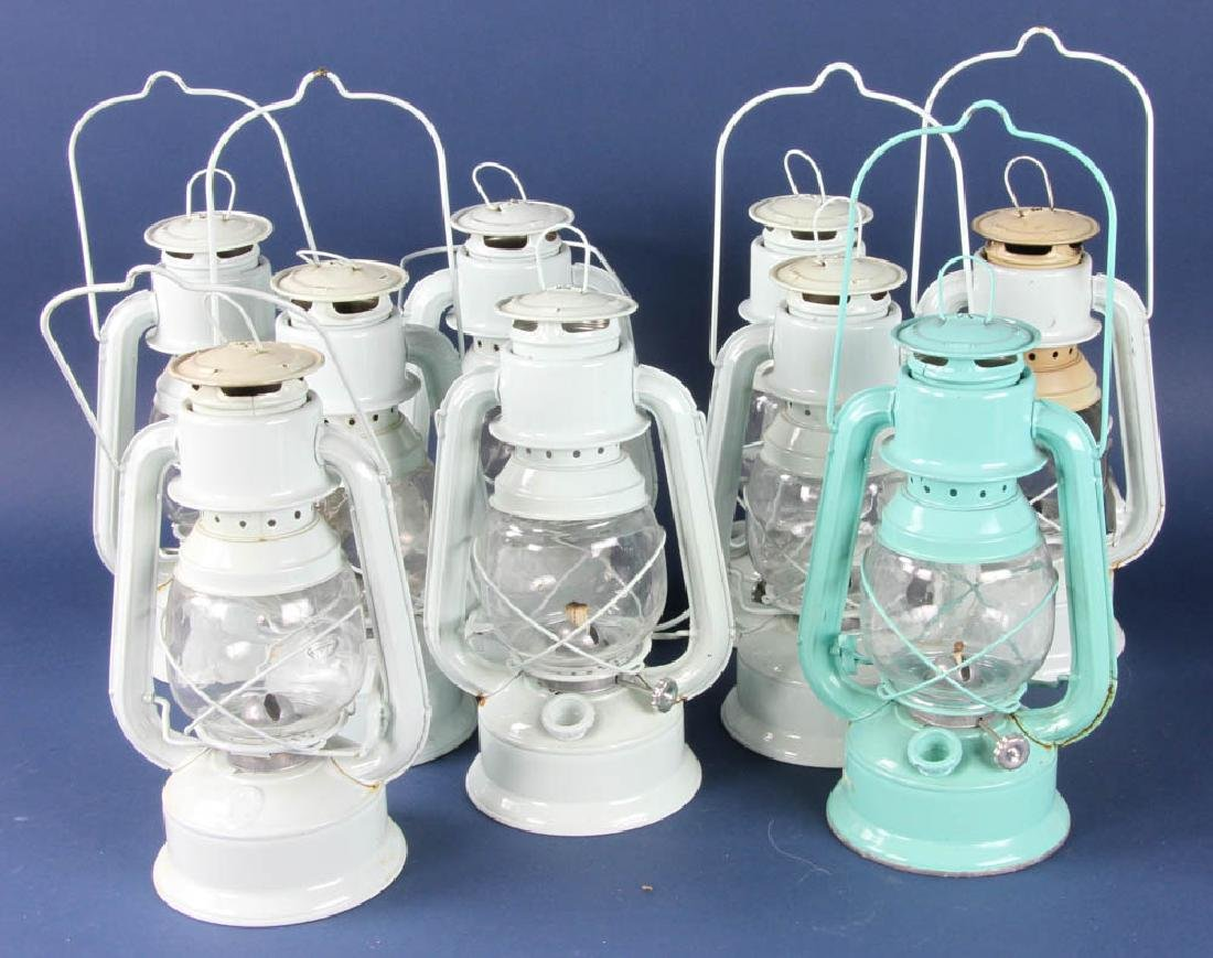 Box of Nine Lanterns