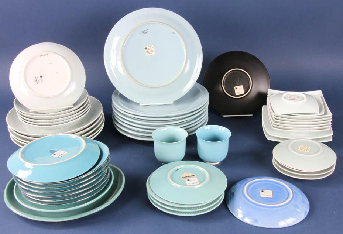 Assorted China, Cup, Plates - 2