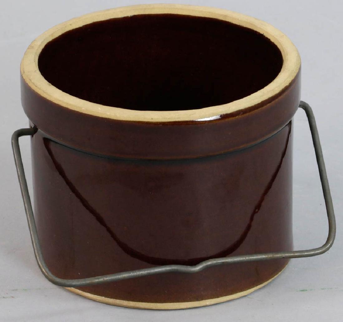 Group of Ceramic Lidded Jars - 2