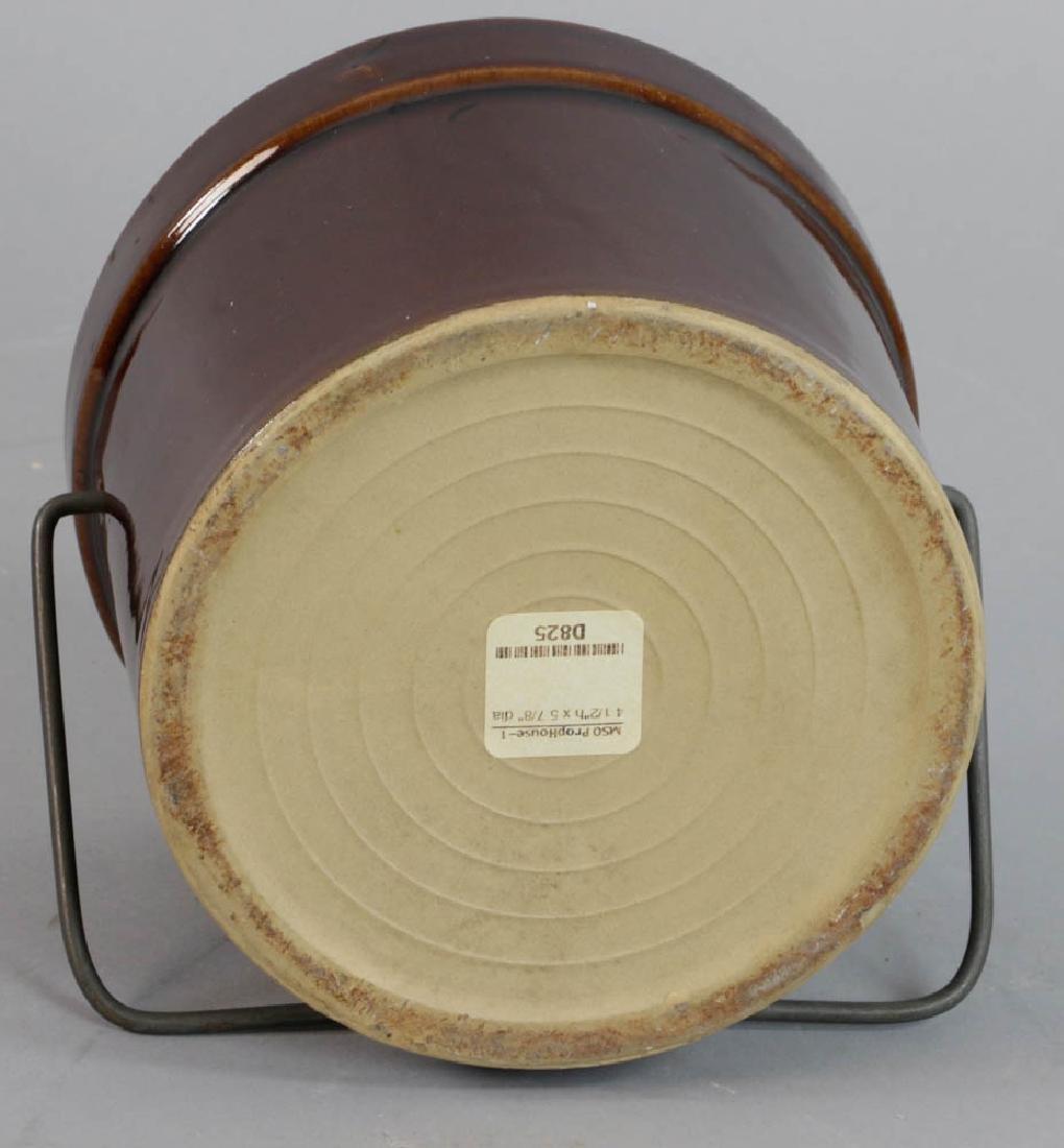Group of Ceramic Lidded Jars - 3