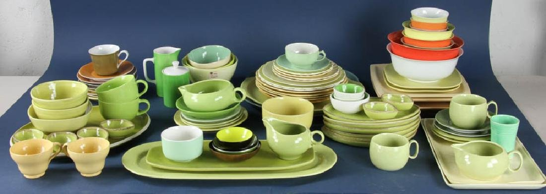 Collection of Mid Century China