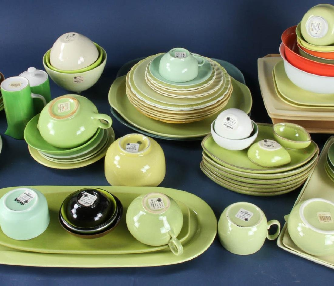Collection of Mid Century China - 2
