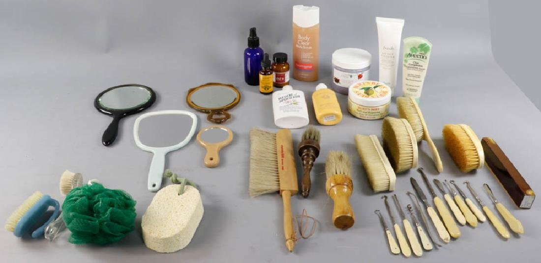 Vanity Items and Bath Products