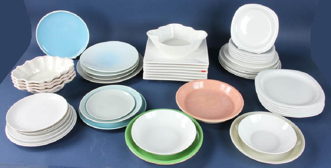 Group of Assorted Plates