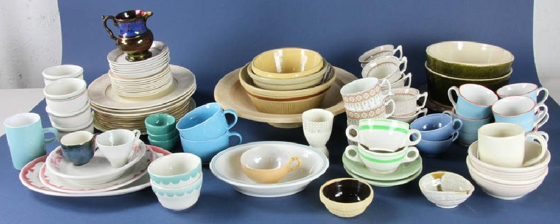Miscellaneous China Tableware
