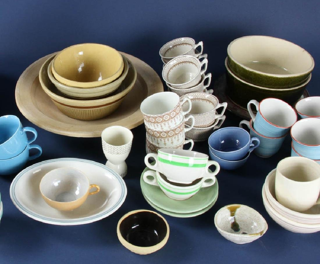Miscellaneous China Tableware - 2