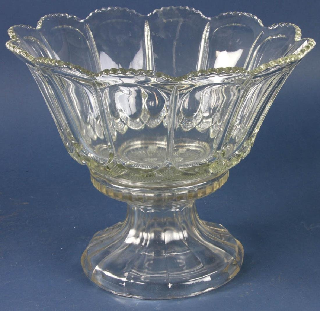 Two Antique Punch Bowls