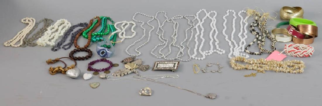 Collection of Vintage Costume Jewelry