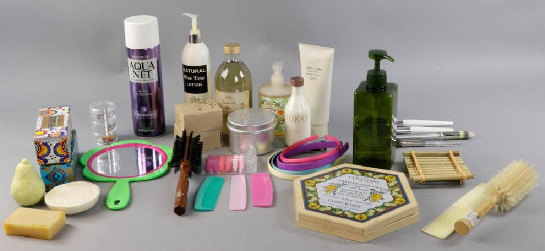 Bath Products and Vanity Items
